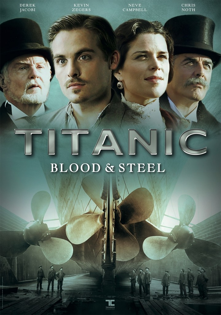 Titanic Blood and Steel TV Series Visual Effects Producer