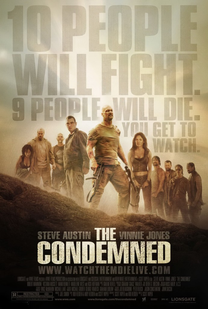 the-condemned-poster